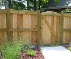 wood backyard fence nomonclub
