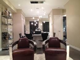 bocci style lighting modern family room