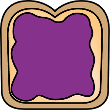 peanut butter and jelly clipart. Bread With Jelly Peanut Butter And Clipart