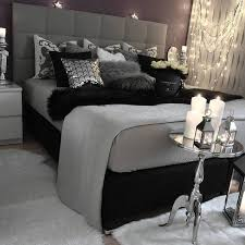 Black And Grey Bedroom Ideas