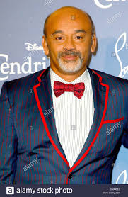 French Designer Christian Paris France French Designer Christian Louboutin Hosts