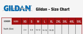 Gildan T Shirts Size Chart For Youth Gildan T Shirts Size Chart For Youth Nils Stucki