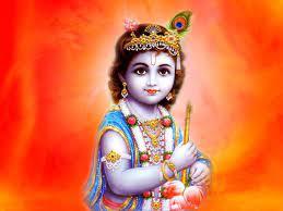 WholesaleSarong Lord Sri Krishna, Baby ...