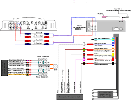 crossover wiring diagram car audio how to hook up a with sound also Basic Car Audio Wiring Diagram crossover wiring diagram car audio how to hook up a with sound also