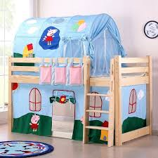 Bunk Bed Curtains Home Image Ideas Canopy Tent Diy Curtain – House ...