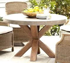 outdoor furniture design ideas. Design Ideas Abbott Round Dining Table Of Pottery Barn Patio Furniture Outdoor A