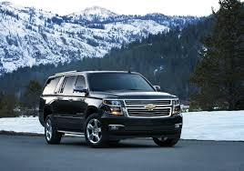 Is Chevrolet Planning A Tahoe Package Update