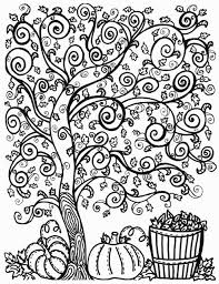 Small Picture Autumn Coloring Pages For Adults Cecilymae
