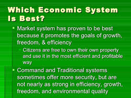 how do economic systems answer the basic economic questions  17 which economic system is best