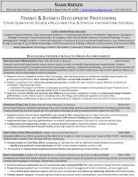 Market Research Resume Example Market Analyst Resume Sample Resume