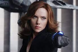 Scarlett Johansson Says Goodbye To A ...