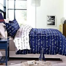 small size of queen size duvet cover dimensions canada 3 pieces blue reversible printed duvet cover