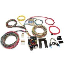 similiar painless wiring harness keywords painless wiring 10202 universal 28 circuit 18 fuse chassis harness