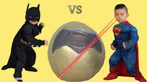 Batman and superman toys