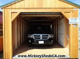 12x14 garage doorOld Hickory Sheds Garage  MONTANA