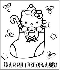 Hello Kitty Coloring Pages Free Printable Free Coloring Sheets