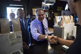 tim kaine talks race and politics in essay it s a civil rights the democratic party nominee for the 2016 u s vice presidency senator tim kaine will
