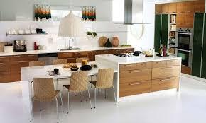 kitchen island dining table. Delighful Kitchen Kitchen Island With Table Attached Mit Leicht Skandinavischem  Dining Intended K