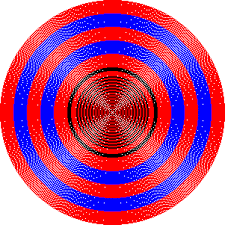 The only problem i have here is that when i downloaded it i expected it without the graph part, so i could insert it into a paint program, but since the graph is there a 144 pixel circle turns out as a 720 pixel image and has the graph. Midpoint Circle Algorithm Wikipedia