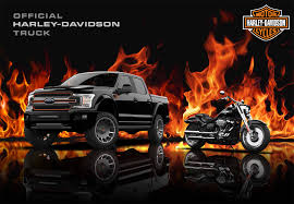 F150 Abs Light Comes On And Off Iconic Harley Davidson F 150 Pickup Roars Back Into