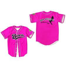Borizcustoms Chicos Bail Bonds Bears Jersey Stitch Shirt