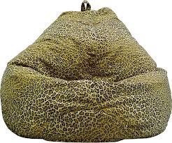 Amazon Animal Print Micro Suede Bean Bag Color Size
