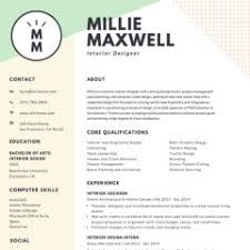 Build A Resume For Free All About Letter Examples