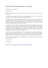 Do You Email A Cover Letter As An Attachment Mediafoxstudio Com