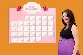 Pregnancy Due Date Chart Conception Pregnancy Due Date Calendar Based On Conception