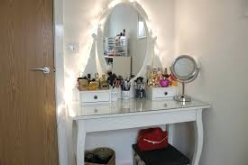 full size of large oval dressing table mirror white with lights makeup and square shape backless