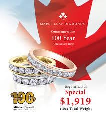 red deer alberta mitc jewell anniversary ring