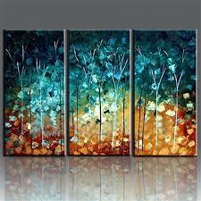 3 piece framed wall art uk
