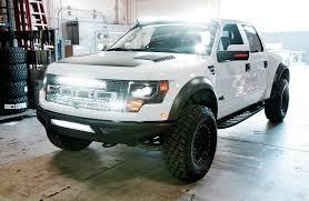 Ford F150 Raptor Light Bar Light Bars Ford Raptor Goals Dreams Ford Raptor