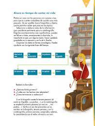 Paco el chato español 6 grado contestado es uno de los libros de ccc revisados aquí. Espanol Sexto Grado 2017 2018 Ciclo Escolar Centro De Descargas