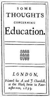 democratic education  locke s thoughts 1693 the history of democratic education