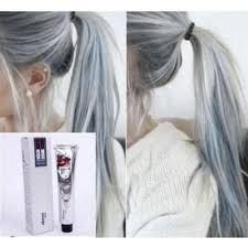 Us 599 Aliexpresscom Koop Yanqina Grijs 100 Ml Permanente Super Haarverf Crème Haar Kleur Van Betrouwbare Cream Hair Color Leveranciers Op