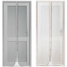 Insektenschutz Tür Vorhang 100x220 Magnetvorhang Moskitonetz