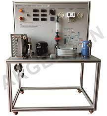 K-215 Hava-su Kaynaklı Isı Pompası Eğitim Seti – Argemsan Eğitim  Teknolojileri