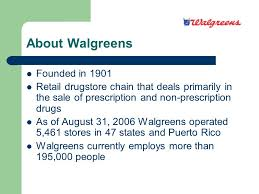 Walgreens Stock Quote Inspiration Walgreens Acquires Familymeds Pharmacies Matt Thompson Stu Beurskens
