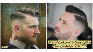 35 Cool Side Part Haircuts To Get Looks Excellent For Men 2019
