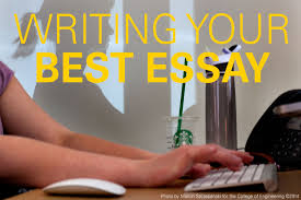 writing that college essay a little advice undergraduate blog writing that college essay