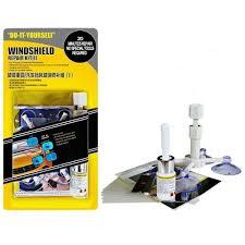 windshield repair kit diy auto glass wind screen s s 643070850009
