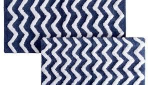 striped trellis bath blue white and target rug set sets bathroom navy contour excellent rugs dark