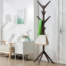 Espresso Coat Rack Tree Stunning Amazon Soges Coat Rack 32 Inch High Free Standing Coat Hanger
