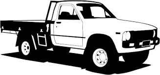 Cartoon pickup truck clipart clipart kid image #39220