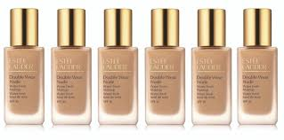estée lauder double wear water fresh foundation ining