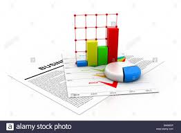 Cp Growth Charts 2011 Business Chart With Growth Graph Stock Photo 64890470 Alamy