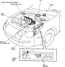 pic 1976755072482745631 1600x1200 toyota celica questions where is the engine fuse located on 1993 on blown car fuse box