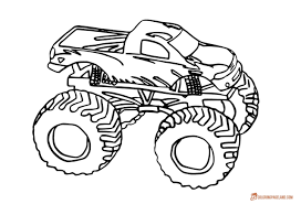 Truck Coloring Pages Toddlers Track Coloring Pages Track Coloring