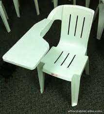 ing plastic chairs with arm rest
